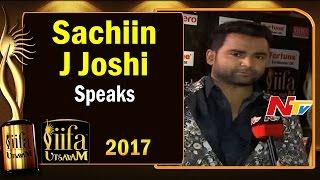 Hyderabad is A Fun Place - Sachiin J Joshi @ IIFA Utsavam || #IIFAUtsavam2017