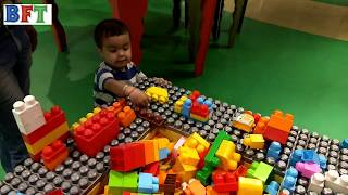 Baby playing with Building Blocks |fun time Videos for kids