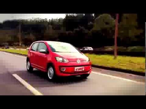 Vrum testa o novo Volkswagen up!