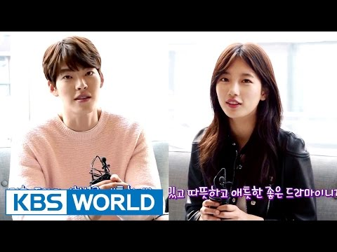 "Interview with Actors of ""Uncontrollably Fond"" [Entertainment Weekly / 2016.07.04]"
