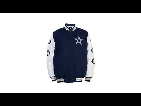 NFL Dallas Cowboys Commemorative FullZip Jacket