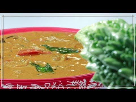 പാവയ്ക്ക മസാല കറി / ഒരു Easy tasty Curry || Bitter Gourd Masala Curry : Recipe :207