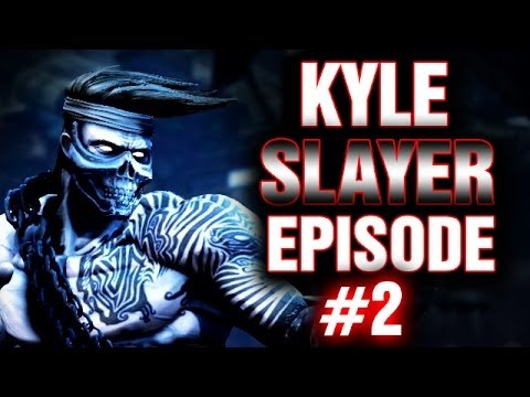 KYLE SLAYER: Episode #2 - Killer Instinct (MAX Difficulty)