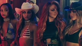 "Little Mix Drop Country-Vibed ""No More Sad Songs"" Music Video with Machine Gun Kelly"