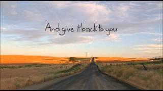 Rascal Flatts   Bless The Broken Road Lyrics   HD