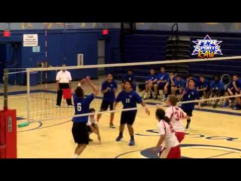 ASR Raw Escondido Adventist Academy Chula Vista Boys Volleyball