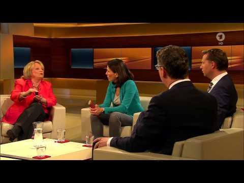 Anne Will | 13.05.2015 | Ausspähen unter Freunden - Wie glaubwürdig ist Merkel noch? [HD]