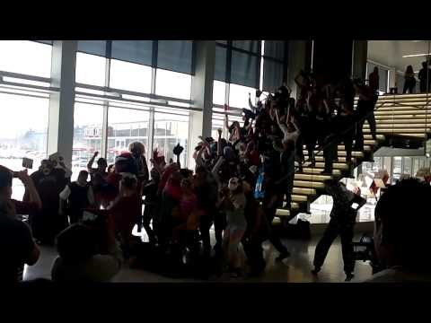 Metropolitan State University of Denver's Harlem Shake!!