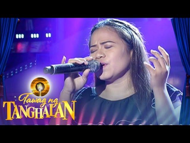 Tawag Ng Tanghalan: Charisma Amor Manua | Till My Heartaches End