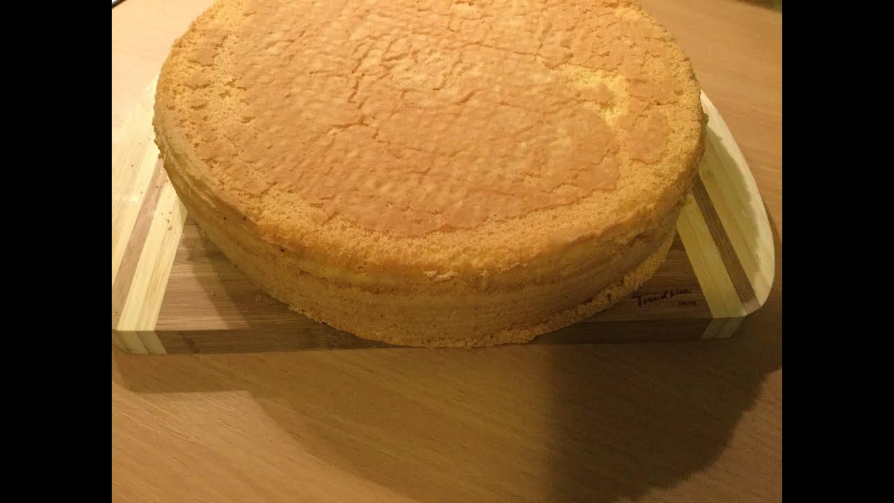Бисквит рецепты легкие в приготовлении