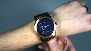 Android Wear 5.1 New Feature Tour! (Watch Urbane)