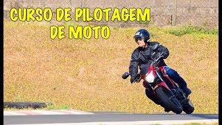 Depoimento do aluno Alexandre Lino, do Curso Avançado de Moto