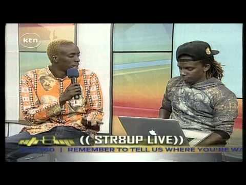 STR8 UP LIVE 12.07.2014: The growth of Kenya's Music Industry