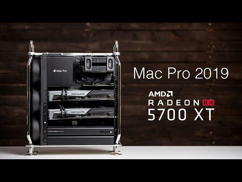 Mac Pro 2019 DUAL AMD 5700XT (vs Radeon VII)