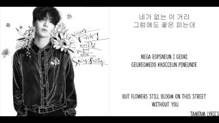 Paper Umbrella - Yesung Lyrics [Han,Rom,Eng]