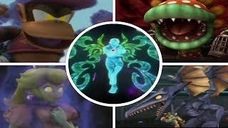 Super Smash Bros. Brawl - All Bosses + All Boss Battle Cutscenes