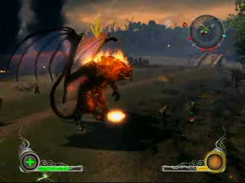 Lord Of The Rings The Third Age Balrog