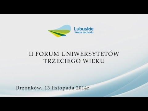 II Forum Uniwersytetów Trzeciego Wieku