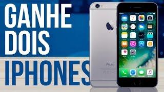 GANHE UM IPHONE 6 E UM IPHONE 5S NO DIA DAS MÃES