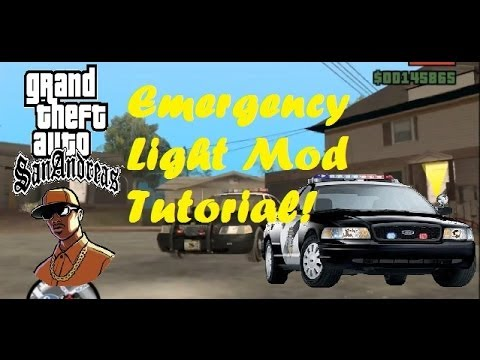GTA SA Tutorial - How to Install and Use ELM v9.1 PC