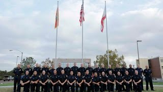 76th San Diego Fire-Rescue Department Academy Graduation Film