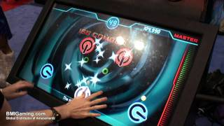 ReRave - Music Rhythm Video Arcade Game - BMIGaming.com - Coast To Coast Entertainment