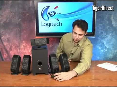 Logitech X-540 5.1 Stereo Speakers Review