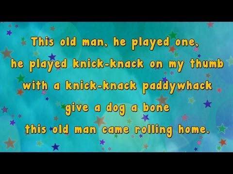 Karaoke - Karaoke - This Old Man