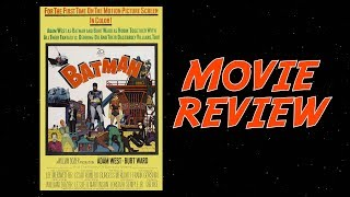 Batman 1966 Movie Review!