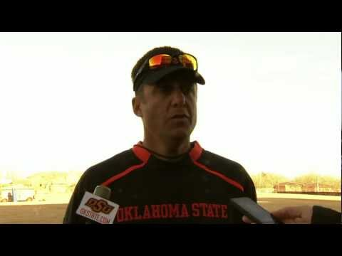 Cowboy Football:  Mike Gundy Practice #1 Comments