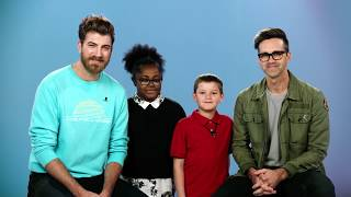 Rhett and Link Visit St. Jude