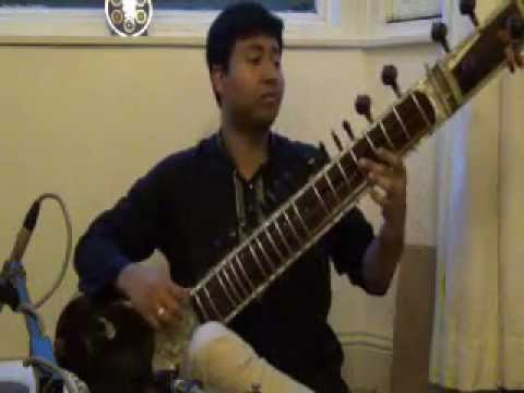 Sitar Recital: Ramprapanna Bhattacharya performing in Glasgow...