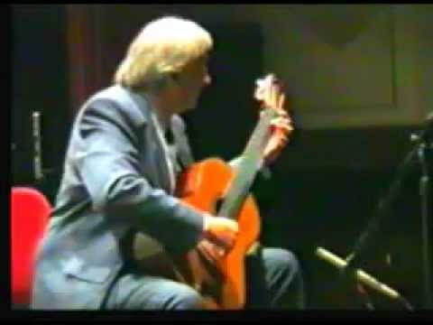 Abel Carlevaro - Introduccion y Capricho César Amaro guitarra