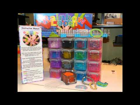 How To Make The New Waterfall Wave Rainbow Loom Bracelet! [Rainbow Loom Waterfall]