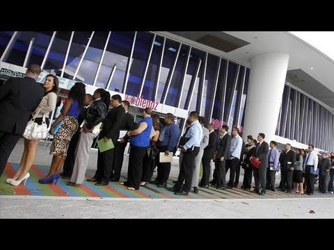 Jobless Claims Down 9K, 158,000 Jobs Added in Oct