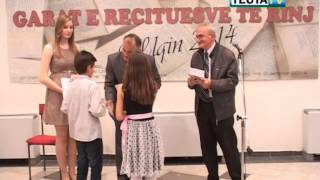 Garat e recituesve te rinj/fitues Gjimnazi Drita