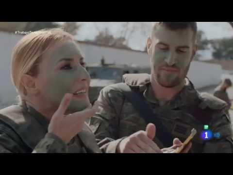 Berta Collado en La Legión (Parte 2)   Trabajo Temporal   TVE