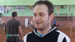 Reportaj AISHOW: Aura face tenis de câmp
