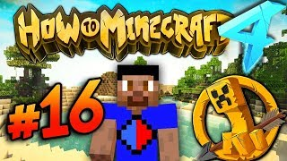 HUNGER GAMES EVENT! - HOW TO MINECRAFT S4 #16