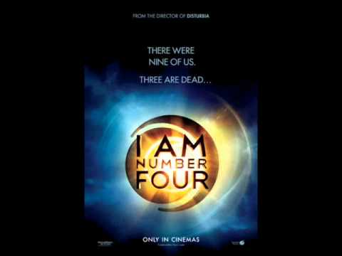 I am Number Four - Mix of Sound Tracks - Trevor Rabin