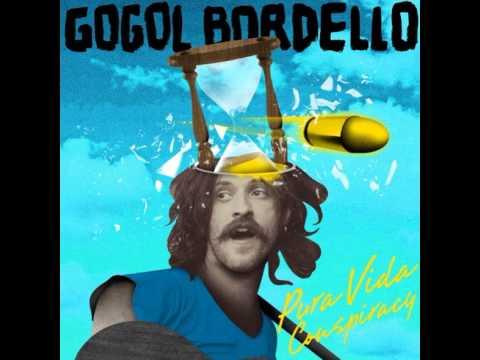 Gogol Bordello - I Just Realized