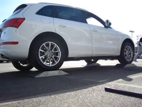 Roller Test: BMW X3 vs MB GLK vs Audi Q5