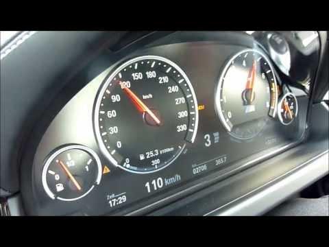 BMW M6 Gran Coupé 2013: разгон 100-300 км/ч