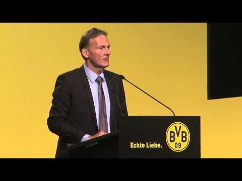 Hans-Joachim Watzke: Keine CL? Keine Zäsur! | Geschäftsführer optimistisch | Borussia Dortmund