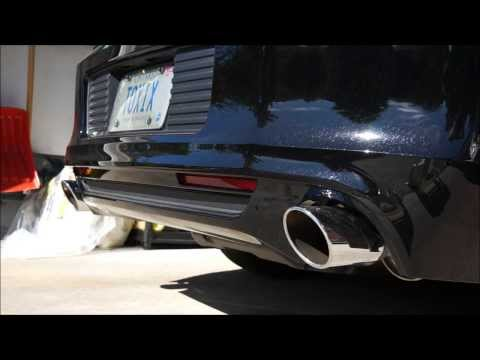 2014 Mustang GT 5.0 - Roush Axleback - Custom 3