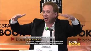 2015 Tucson Festival of Books: John Nichols,