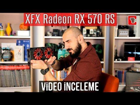 XFX Radeon RX 570 RS İncelemesi - Ekran Kartı