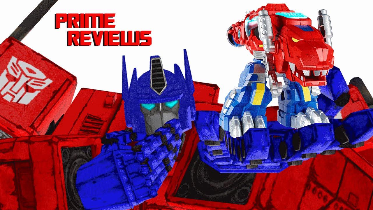 Prime Reviews Optimus Primal