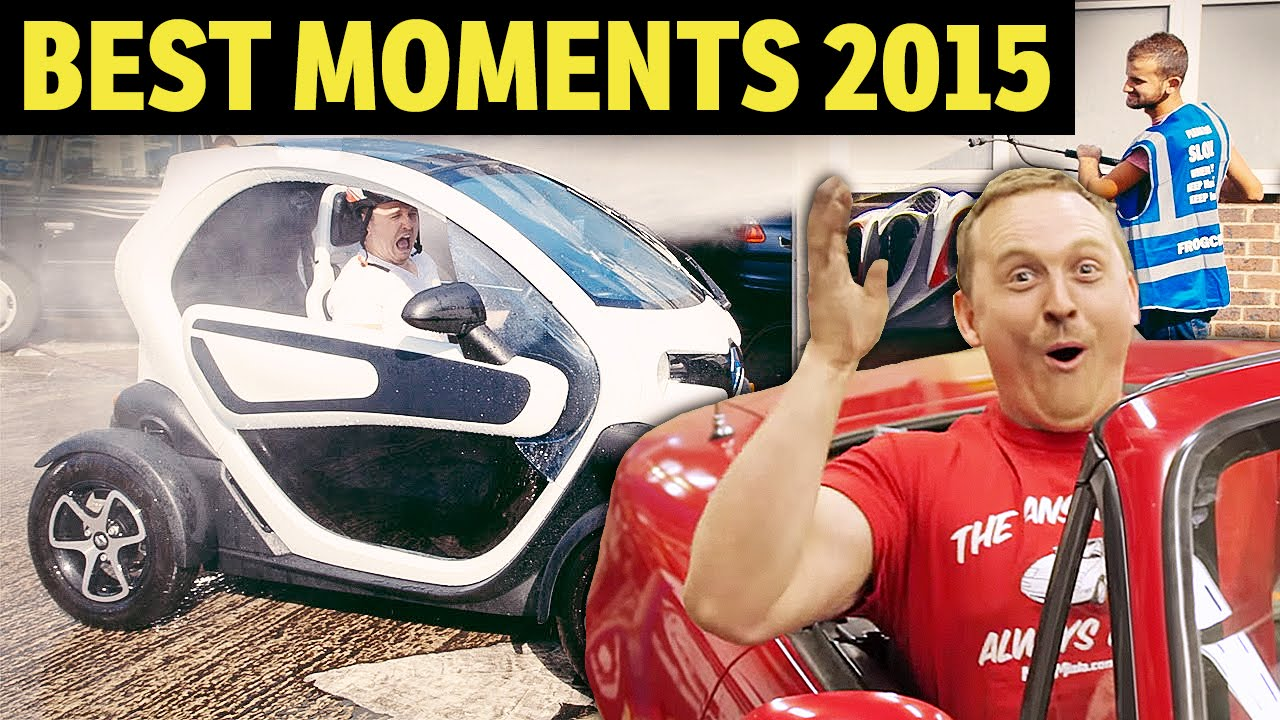The 10 Most Epic Car Throttle Moments Of 2015