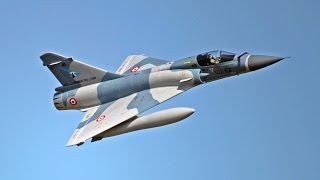 The RC Geek's Freewing Mirage 2000 Flight at MRCF